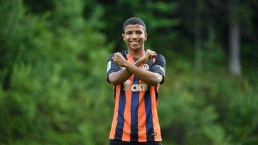 Сиприано попал в заявку сборной Бразилии U-20 на молодежный чемпионат Южной Америки-2019