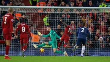 Ливерпуль – Манчестер Юнайтед – 3:1 – видео голов и обзор матча