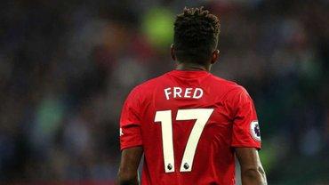 Фред вызвал конфликт Моуринью с игроками Манчестер Юнайтед