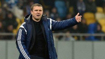 Ребров дійсно конфліктує з капітаном Ференцвароша – фанати зляться на українського тренера