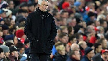 Моурінью звільнений з посади головного тренера Манчестер Юнайтед
