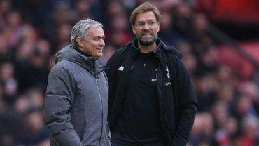 Клопп прокомментировал увольнение Моуринью из Манчестер Юнайтед