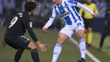 Леганес у дебютному матчі Кравця переміг Реал, але вилетів з Кубка Іспанії