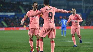 Мессі та Суарес перевершили весь Реал, Лунін в епіцентрі конфлікту інтересів: підсумки першого кола Ла Ліги