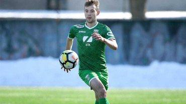 Лебеденко підписав контракт з Луго