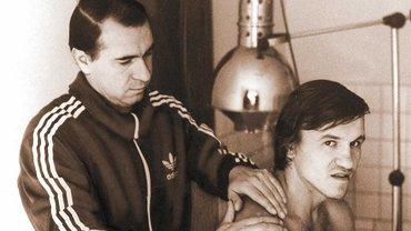 """""""Я регулярно парив Луческу у лазні"""". Сліпий масажист працює в Шахтарі вже 55 років і увійшов до Книги рекордів України"""