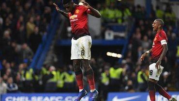 Манчестер Юнайтед победил Челси и вышел в 1/4 финала Кубка Англии: фиаско Сарри, прагматизм Сульшера и топ-класс Погба