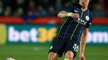 Манчестер Сіті з Зінченком без проблем обіграв Ньюпорт і вийшов у чвертьфінал Кубка Англії