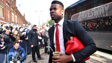 """""""Бути, а не здаватися"""", – легенда Манчестер Юнайтед Робсон про перспективи Погба стати капітаном"""