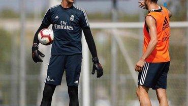 Бейл відмовився вечеряти з гравцями Реала – Куртуа пояснив вчинок валлійця