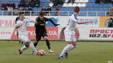 Динамо U-19 – Ювентус U-19 – 3:0 – відео голів та огляд матчу