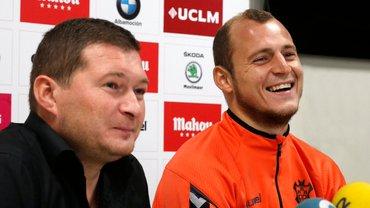 Зозуля прокоментував чутки про свій можливий перехід у клуб Ла Ліги