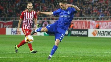 Динамо – Олимпиакос: анонс ответного матча 1/16 Лиги Европы
