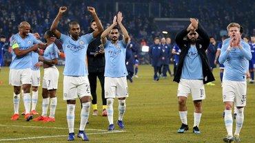 Шальке – Манчестер Сити – 2:3 – видео голов и обзор матча