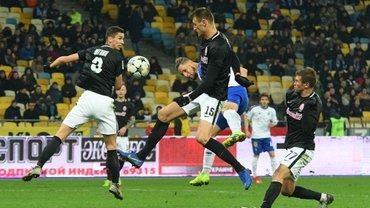Динамо розгромило Зорю з непристойним рахунком – Соль забив дебютний гол в  УПЛ c11f0887e039d
