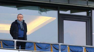 Суркіс: Відставку Хацкевича поки не обговорюємо
