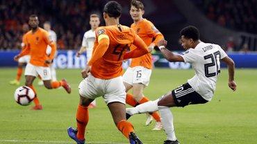 Нидерланды – Германия – 2:3 – видео голов и обзор матча