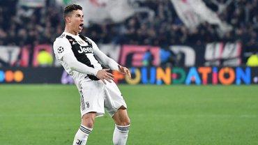 Роналду отримав покарання від УЄФА за святкування хет-трику в матчі з Атлетіко