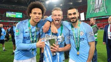 Зинченко и Сане получат новые контракты от Манчестер Сити, – СМИ