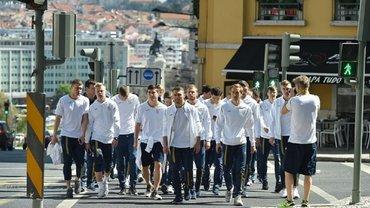 """Португалия – Украина: официальная заявка """"сине-желтых"""" на матч отбора к Евро-2020"""