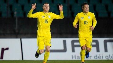 Люксембург – Украина – 1:2 – видео голов и обзор матча