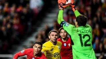 Португалія – Україна: матч відвідали скаути Атлетіко, Ювентуса, Мілана та ще низки клубів Європи