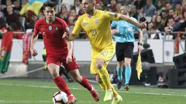 Караваєв: Домовився у перерві з Роналду про обмін футболками, але після матчу не став до нього підходити