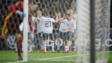 Відбір до Євро-2020: Казахстан вдома поступився Росії – український голкіпер пропустив 4 голи