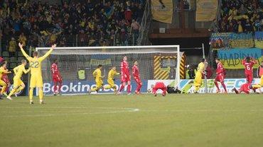 Люксембург – Україна: оцінки гравців за матч відбору Євро-2020 – хто найкращий і найгірший у команді Шевченка