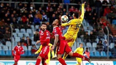 Федерация футбола Люксембурга подала официальную жалобу в УЕФА относительно правомерности натурализации Мораеса Украиной