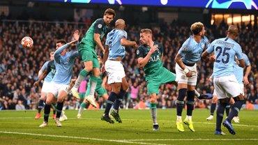 Манчестер Сити – Тоттенхэм – 4:3 – видео голов и обзор матча