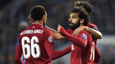 Ліверпуль розгромив Порту та вийшов до півфіналу Ліги чемпіонів