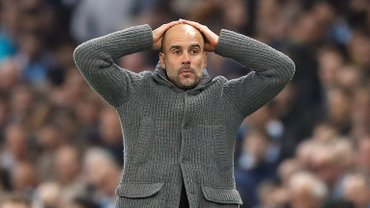 Гвардиола – о вылете Манчестер Сити из Лиги чемпионов: Это жестоко