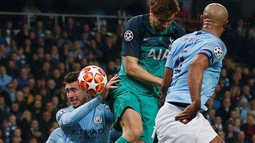 Манчестер Сіті – Тоттенхем: VAR сконфузився – скандал навколо вирішального гола Льоренте