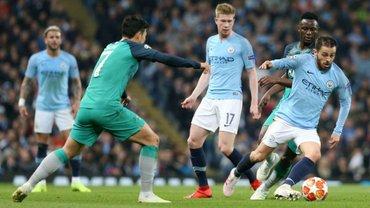 Манчестер Сити – Тоттенхэм: онлайн-трансляция матча АПЛ – Зинченко в основе