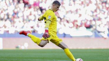 Лунин может остаться в Леганесе – клуб предложил Реалу продлить аренду украинца