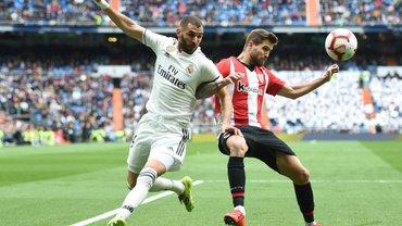 Реал разгромил Атлетик благодаря хет-трику Бензема