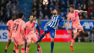 """Барселона – Алавес: """"блаугранас"""" за крок від чемпіонства, Реал втратив всі шанси на титул, мудрість Вальверде"""