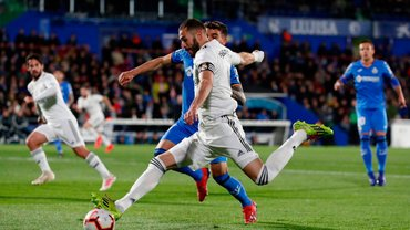 Хетафе розписав нульову нічию з Реалом та зберіг місце у зоні Ліги чемпіонів