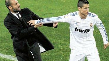Роналду не против назначения Гвардиолы в Ювентус – португалец давит на руководство из-за трансферов