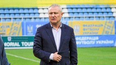 Григорій Суркіс: Мрію повернутись на 20 років назад, коли у Динамо була на 100% російськомовна команда