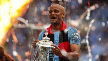 Компани официально покидает Манчестер Сити