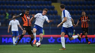 Шахтар – Динамо: стартові склади команд на останнє Класичне сезону