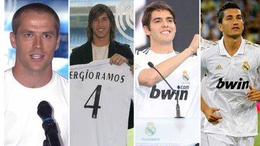 Новобранці Переса, або Як президент Реала вибирав Луніна та ще 72-х гравців