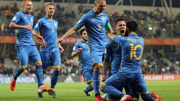 ЧС-2019 U-20: Збірна України стартувала на Мундіалі перемогою над США