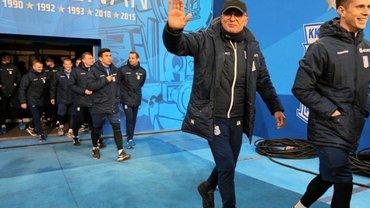 Міг замінити Шевченка у збірній України, став розчаруванням року – Динамо дивує польські ЗМІ виборами тренера