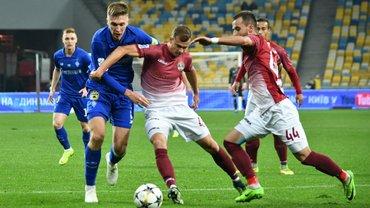 Динамо – Львов: онлайн-видеотрансляция матча 31 тура УПЛ – как это было