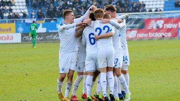 Динамо U-21 – чемпіон України 2018/19