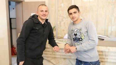 Сборная Украины начала подготовку к матчам отбора Евро-2020 против Сербии и Люксембурга