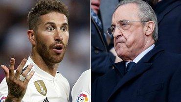 Рамос-бунтарь: кто мог бы заменить в Реале недовольного капитана, который угрожает покинуть клуб
